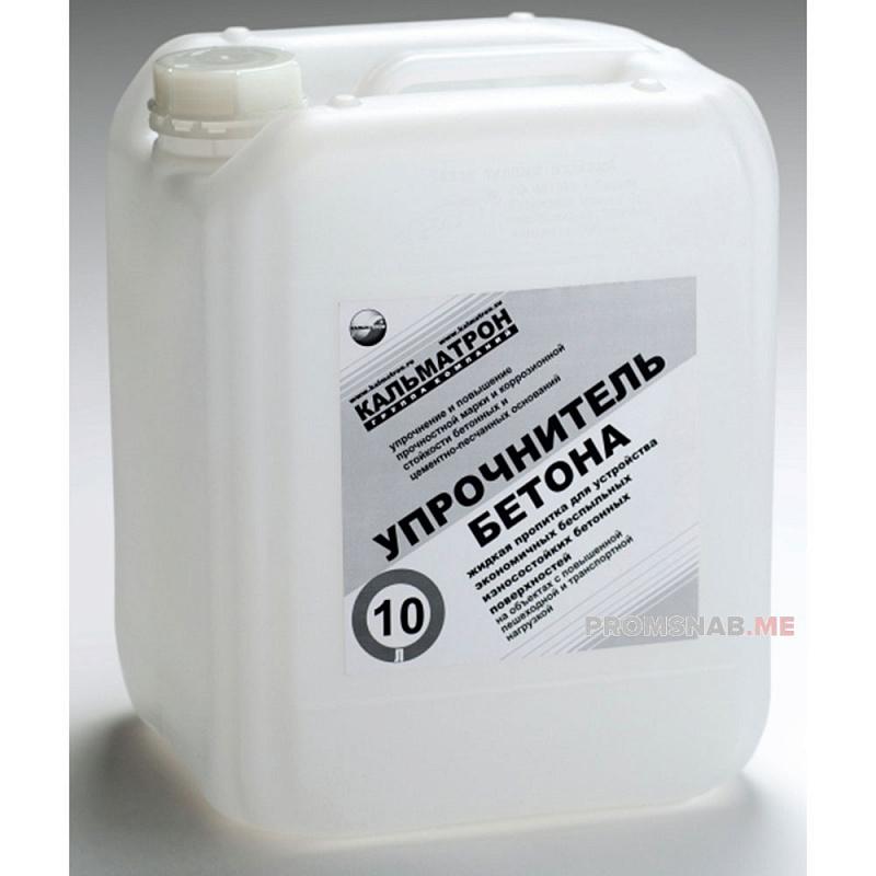 Упрочнитель бетона кальматрон состав для обеспыливания и.